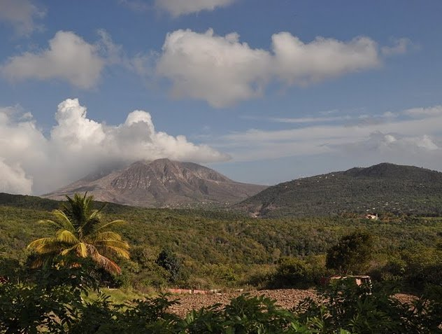 The Montserrat volcano observatory Saint Peter Diary