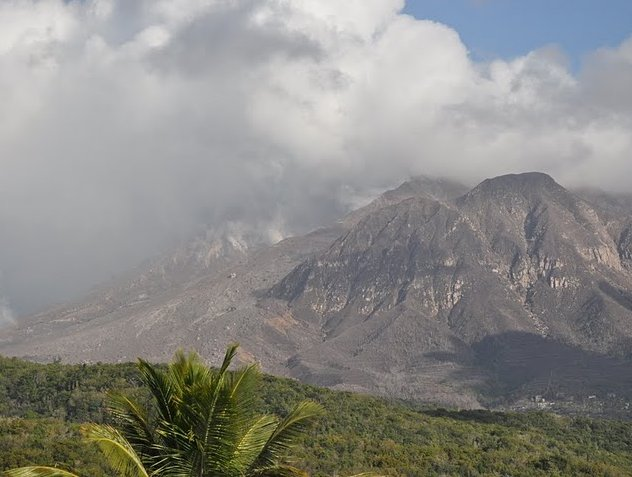 The Montserrat volcano observatory Saint Peter Travel Review