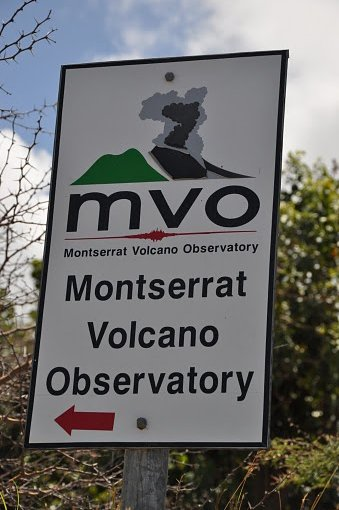 Photo The Montserrat volcano observatory Soufriere