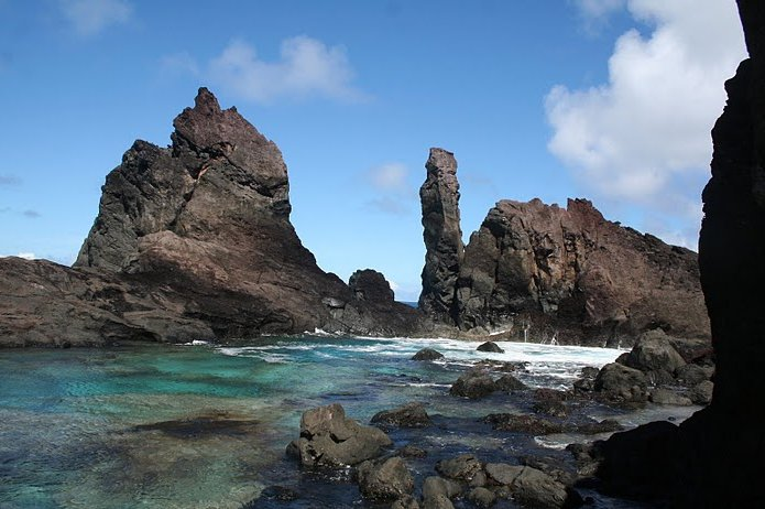Pitcairn Island photos and travel tips Adamstown Pitcairn Islands Photo
