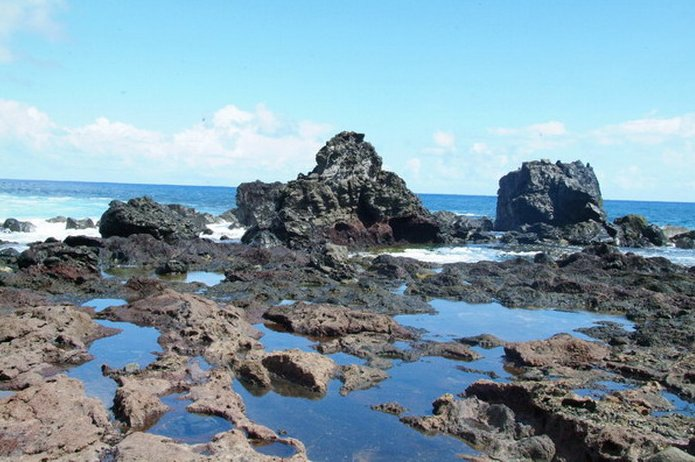 Pitcairn Island photos and travel tips Adamstown Pitcairn Islands Photograph