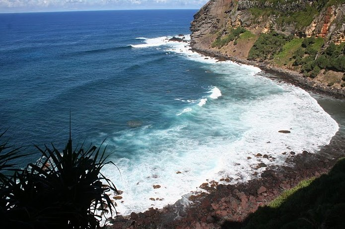 Pitcairn Island photos and travel tips Adamstown Pitcairn Islands Diary Photo