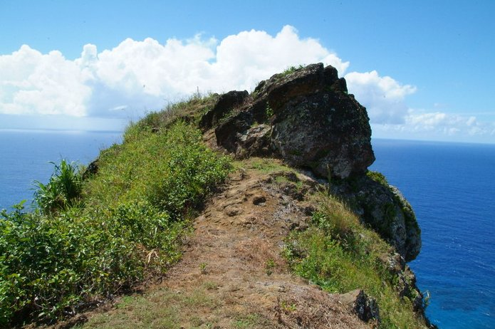 Adamstown Pitcairn Islands