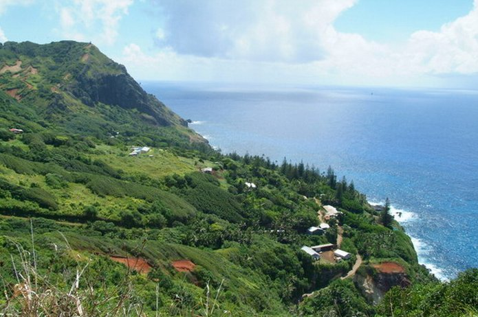 Pitcairn Island photos and travel tips Adamstown Pitcairn Islands Diary Adventure
