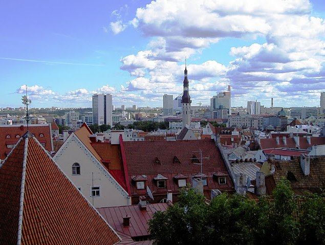 Tallinn Estonia Blog Information