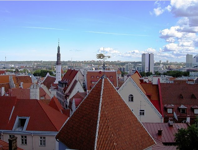 Photo Tallinn Estonia pictures Lithuania