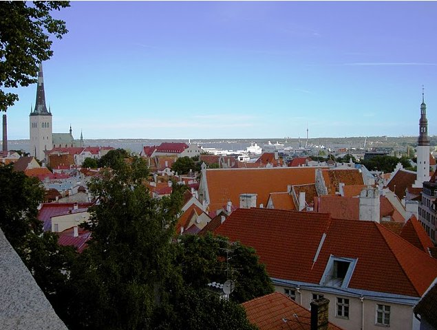 Tallinn Estonia pictures Album Photographs