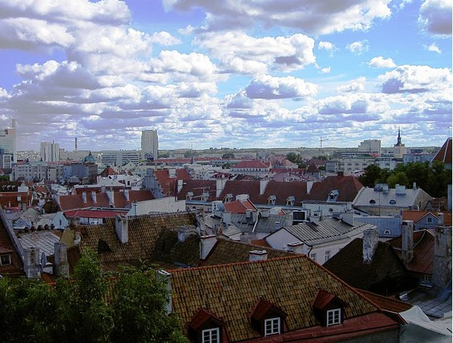 Tallinn Estonia Diary Sharing