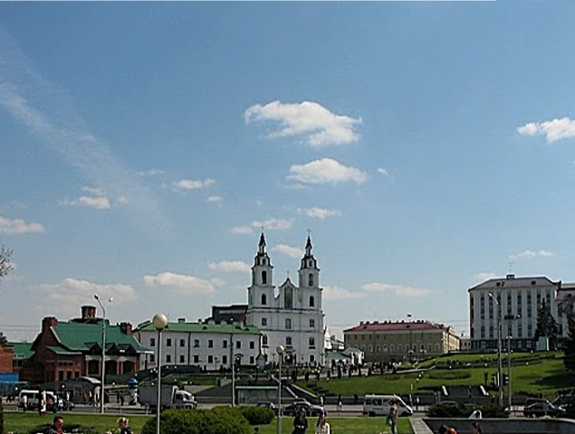Winter Holiday in Minsk Belarus Trip Review