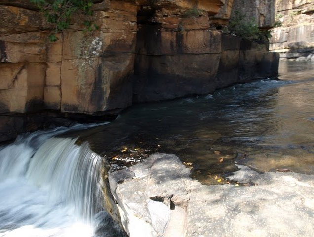 Kinkon Falls and Kambadaga Falls Pita Guinea Travel Tips