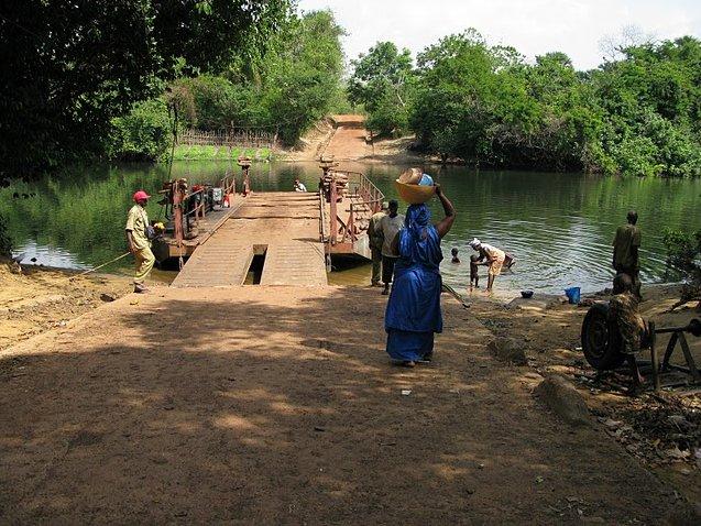 Outamba-kilimi national park Kamakwie Sierra Leone Experience