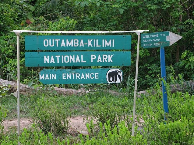 Outamba-kilimi national park Kamakwie Sierra Leone Travel Blog
