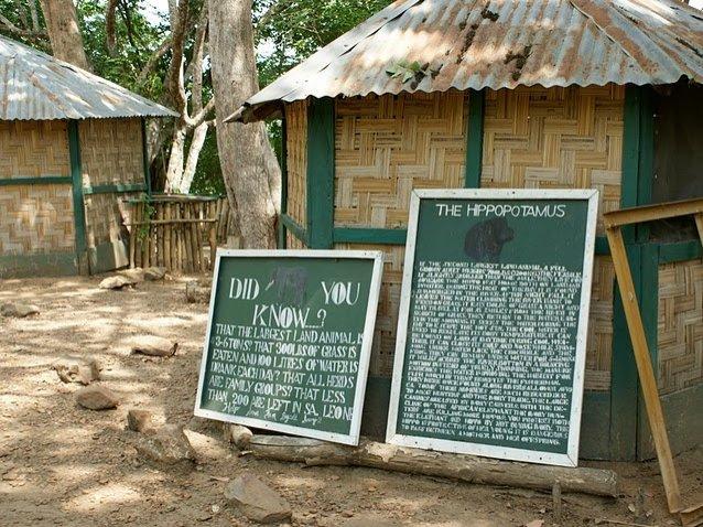 Outamba-kilimi national park Kamakwie Sierra Leone Vacation Diary