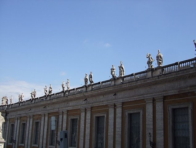 Photo Vatican City tourist information people