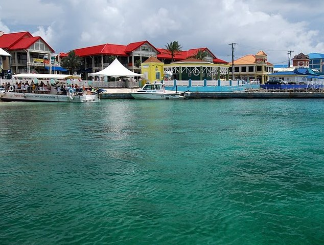 George Town Cayman Islands Blog Experience