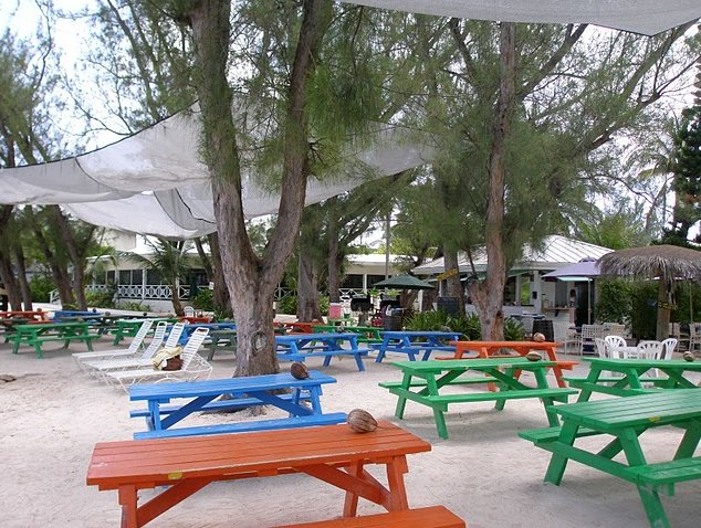 George Town Cayman Islands Diary Experience