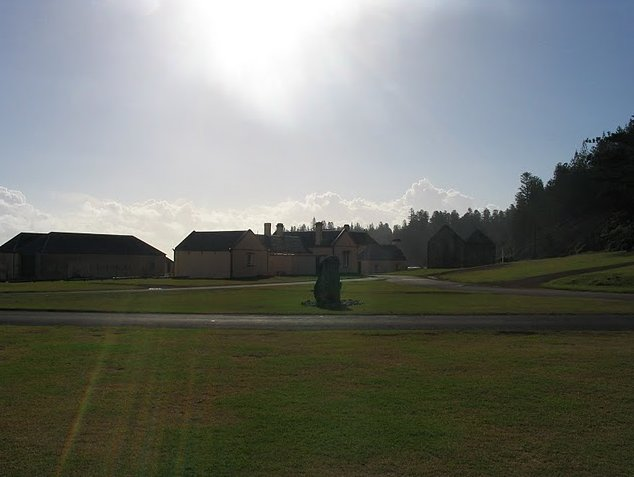 Kingston Norfolk Island Picture