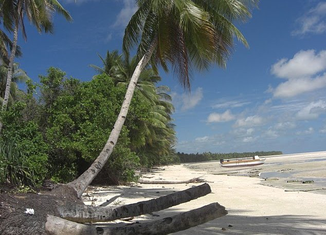 Photo Kiribati Island pictures atolls