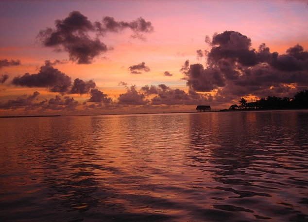 Photo Kiribati Island pictures situated