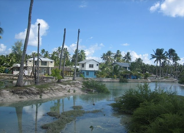 Photo Kiribati Island pictures Aucklang