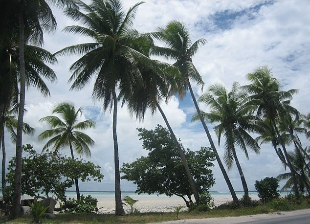Photo Kiribati Island pictures southeastern