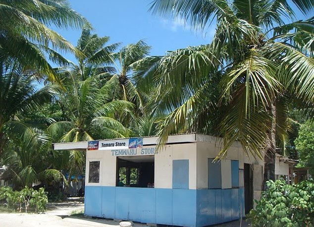 Photo Kiribati Island pictures airport