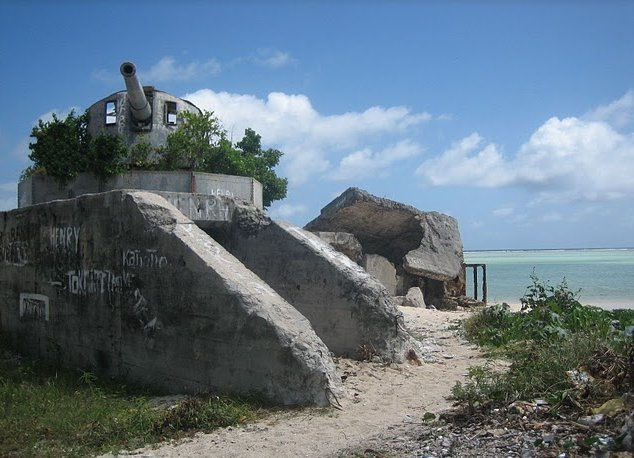 Kiribati Island pictures Bairiki Travel Blog