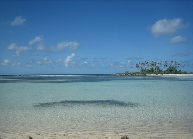 Photo Kiribati Island pictures trying