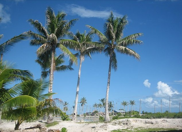 Kiribati Island pictures Bairiki Review Sharing