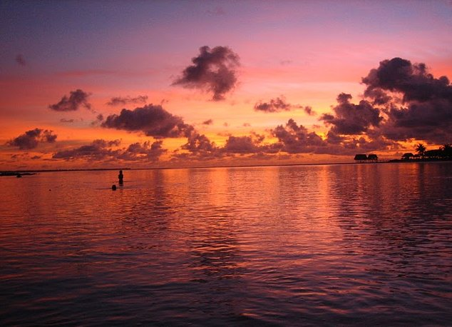 Photo Kiribati Island pictures everybody
