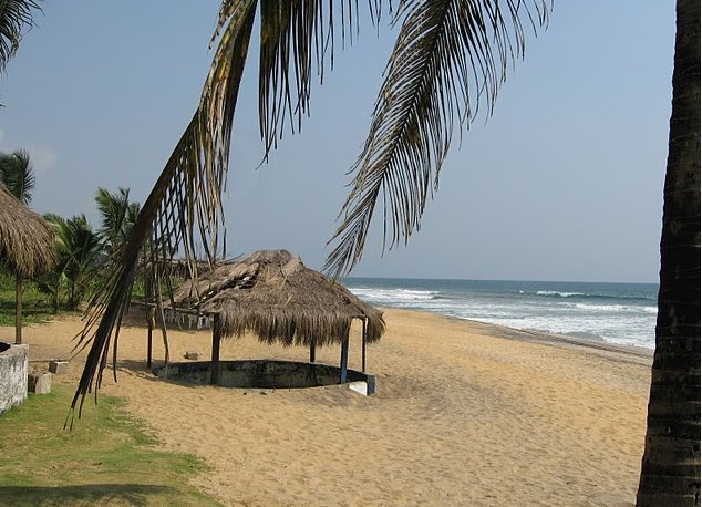 Beaches in Monrovia Liberia Diary Information