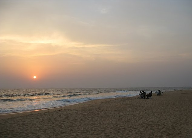 Photo Beaches in Monrovia Liberia surrounded