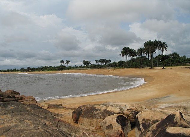 Beaches in Monrovia Liberia Trip Photos