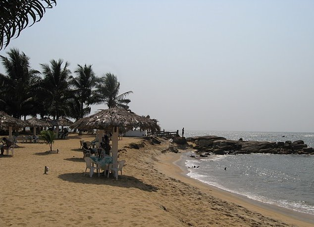 Beaches in Monrovia Liberia Holiday Review