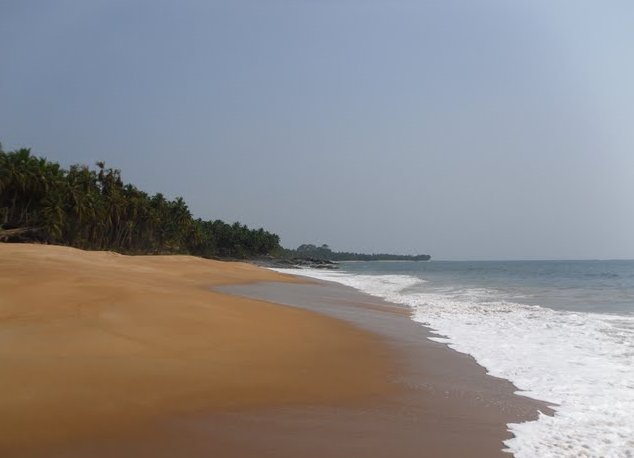 Beaches in Monrovia Liberia Diary Tips