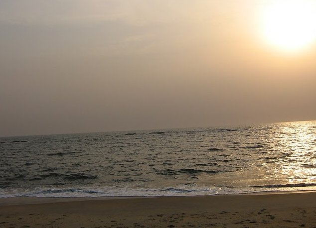 Beaches in Monrovia Liberia Pictures