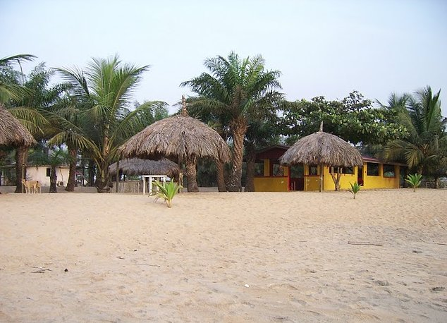 Beaches in Monrovia Liberia Holiday Experience