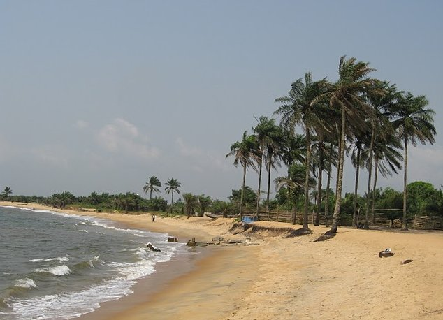 Photo Beaches in Monrovia Liberia panorama