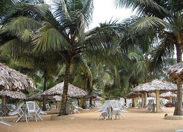 Beaches in Monrovia Liberia Travel Pictures