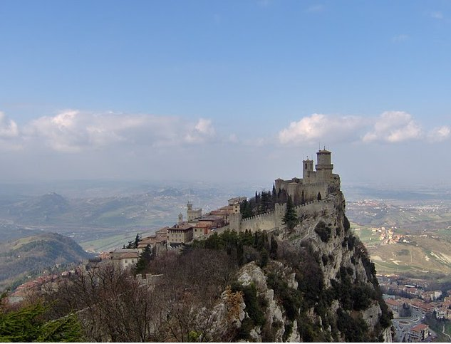San Marino Italy tourist attractions City of San Marino Experience