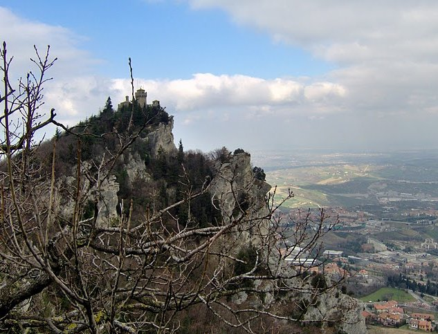 City of San Marino Trip Review