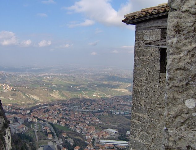 San Marino Italy tourist attractions City of San Marino Blog Picture