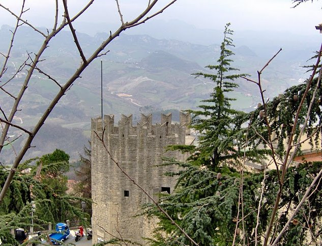 City of San Marino Vacation Sharing