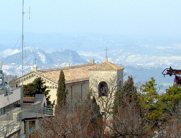 San Marino Italy tourist attractions City of San Marino Travel Album