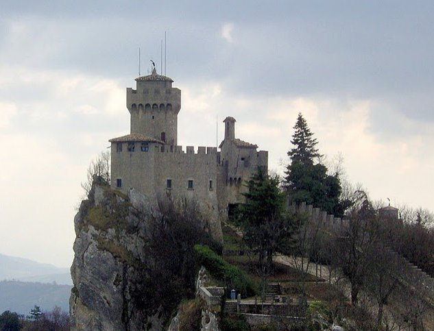 San Marino Italy tourist attractions City of San Marino Trip Experience