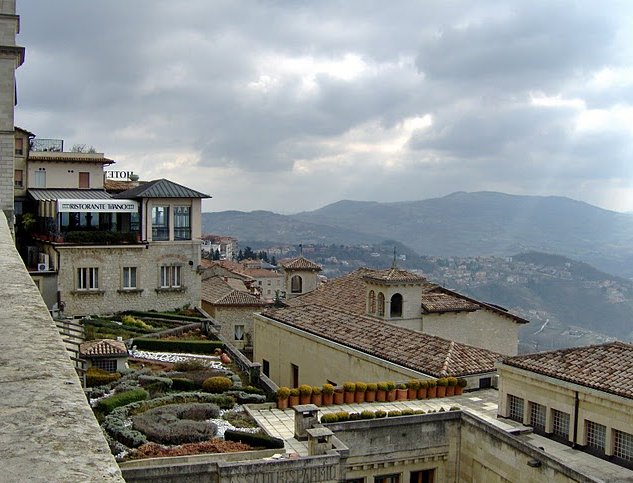 San Marino Italy tourist attractions City of San Marino Trip Picture