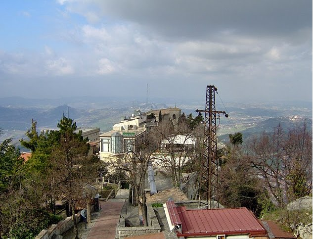 San Marino Italy tourist attractions City of San Marino Photo Sharing