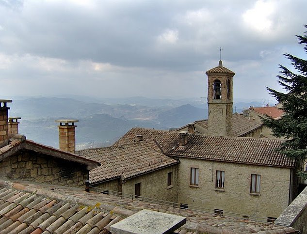 City of San Marino Blog Sharing