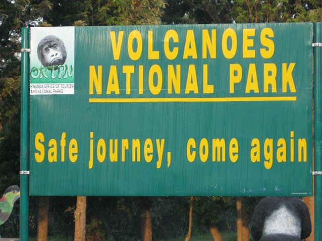 Photo Rwanda Volcanoes National Park during
