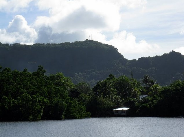 Federated States of Micronesia pictures Pohnpei Holiday Photos